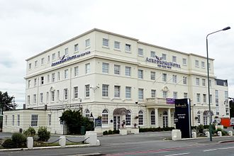 Waddon - Aerodrome Hotel, Waddon in 2011