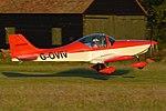 Aerostyle Breezer B600 'G-OVIV' (44530614654).jpg