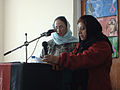 Afghan women celebrate mother's day at a guesthouse in Panjshir -b.jpg