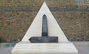 African and Caribbean War Memorial - Image: African and Caribbean Memorial, 31 July 2017 02 (cropped)