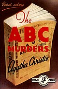 "Cover of Agatha Christie's ""The A.B.C. Murders"""