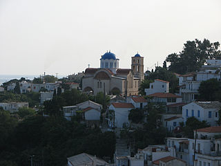 Icaria Place in Greece