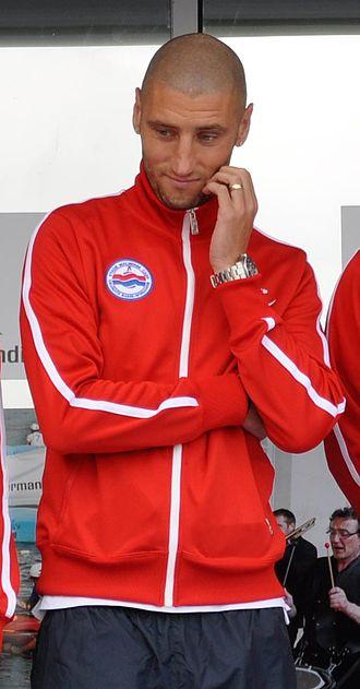 Laurent Agouazi - Agouazi with Caen in 2012