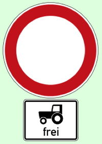 Agricultural traffic admitted.jpg
