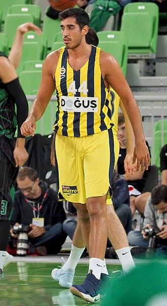 Ahmet Düverioğlu - Düverioğlu with Fenerbahçe in 2017