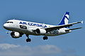 "Airbus A320-200 Air Corsica (CCM) ""Supporter officiel Tour de France 2013"" F-HBMF - MSN 4463 - Named I Sanguinari (9738908535).jpg"