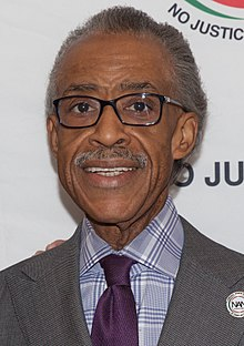 al sharpton net worth