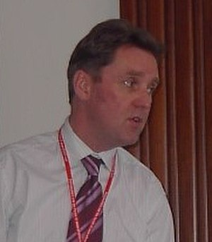 Minister for the Cabinet Office - Image: Alan Milburn
