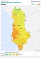 Albania GHI Solar-resource-map GlobalSolarAtlas World-Bank-Esmap-Solargis.png