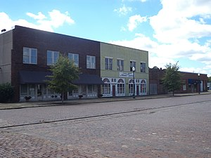 National Register of Historic Places listings in Dougherty County, Georgia - Image: Albany Railroad Historic District Buildings