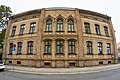 Albrechtstraße 7 (Magdeburg-Altstadt).Gebäude Schweriner Straße.Südfassade.1.ajb.jpg