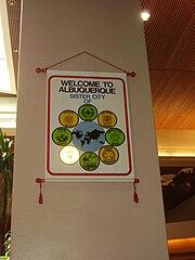 AlbuquerqueNMsistercities