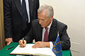 Aleksander Kwasniewski President of the European Council on Tolerance and Reconcialiation (6472224567).jpg