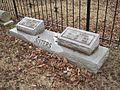Alex Haley family grave sites Bethlehem Cemetery Henning TN 2014-02-08 004.jpg
