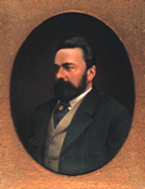 Alexander Walker (1837–1889) - Alexander Walker portrait, date unknown