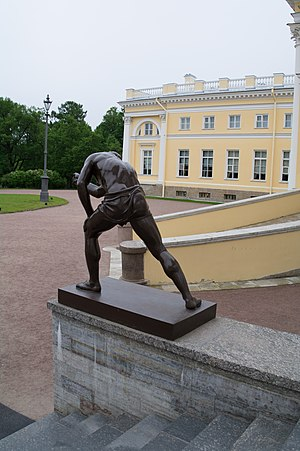 Alexander Palace sculptures (3 of 11).jpg, автор: Flying Russian