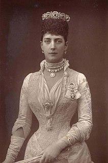 Alexandra of Denmark Queen consort of the United Kingdom