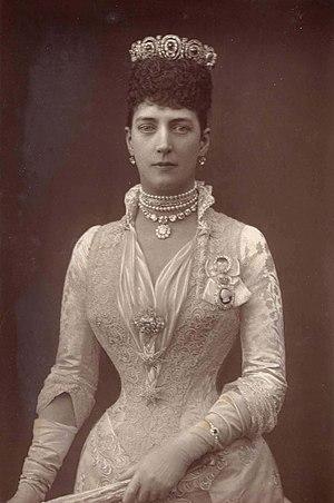 Alexandra of Denmark (1844-1925)