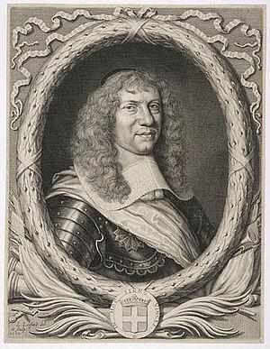 Alexandre de Prouville de Tracy - Alexandre de Prouville de Tracy