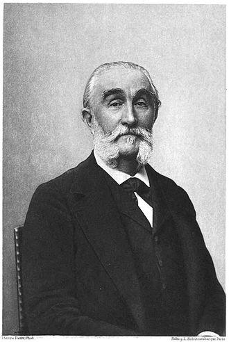 Alfred Grandidier - Alfred Grandidier, 1888