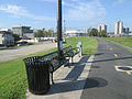 Algiers Point Sept2015 LeveeBenches.jpg