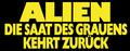 Alien, die Saat des Grauens kehrt zurück Logo.png