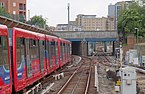 All Saints DLR station MMB 10.jpg