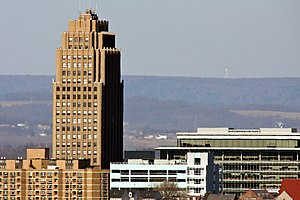 Allentown Skyline