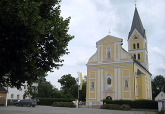 Allershausen - Church in Allershausen