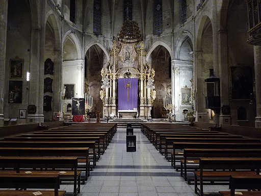 Altar Santa Creu