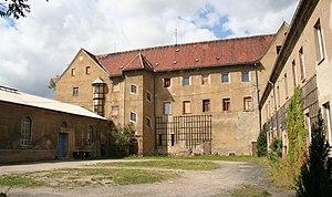 Penig - Image: Alten Schloss Penig