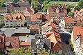 Altstadt Quedlinburg - Blick vom Schlossberg aus.. IMG 3897.JPG