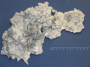 Dross - Image: Aluminium dross 2