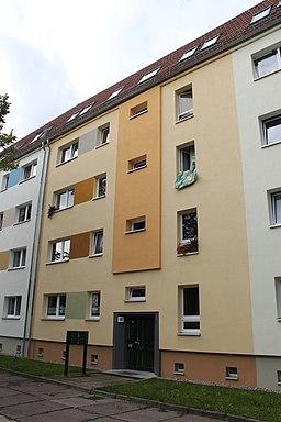 Am Hügel in Erfurt