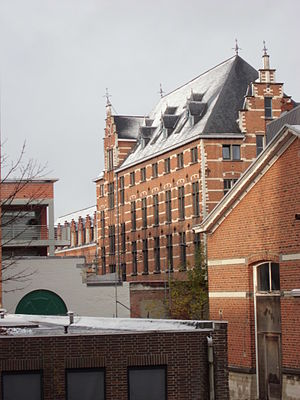 American College of the Immaculate Conception - American College, Louvain