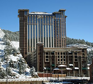 Ameristar Casinos - The Ameristar Resort Casino Spa, opened October 2009, in Black Hawk, Colorado