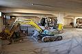 Amman-Yanmar compact excavator in Finland.jpg
