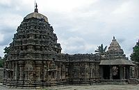 Amrtesvara Temple in Annigeri