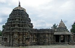 Amruteshwara Temple at Annigeri