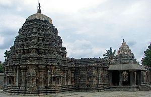 Annigeri - Amruteshwara Temple at Annigeri