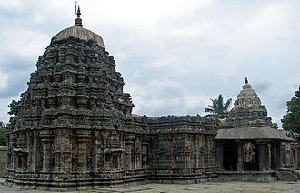 Dharwad district - Amruteshwara Temple at Annigeri
