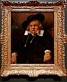 Amsterdam - Late Rembrandt Exposition 2015 - Portrait of an Elderly Man 1667.jpg