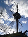 Amsterdam - VOC Ship Amsterdam at the Nederlands Scheepvaartmuseum 01.JPG