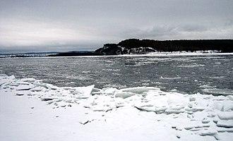 Heihe - The Amur River (Heilong Jiang)
