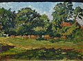 An english landscape, by Alfred William Finch (frame cropped).jpg