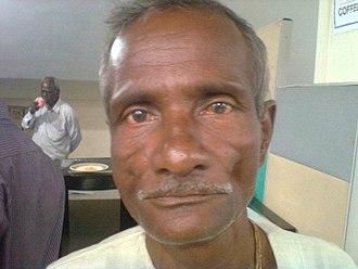 Munda people - Image: An old Munda man, Dinajpur (2), 2010 by Biplob Rahman