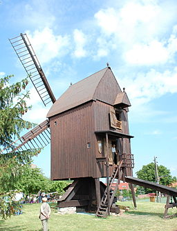 Anderbeck Windmühle