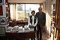 Andrés Aylwin Azócar y su señora Mónica Chiorrini Givovich.jpg