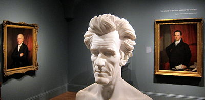 Andrew Jackson - bust