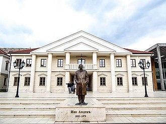 Andrićgrad - Image: Andricgrad